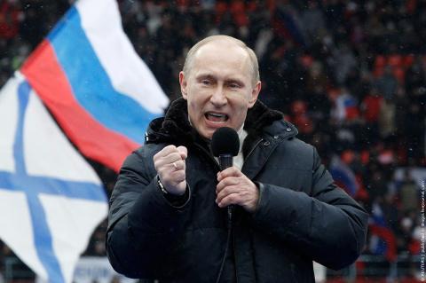 Путин: Потренировавшись в Ки…