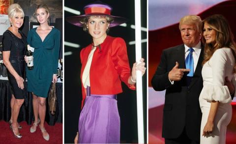 Цветник Дональда Трампа: 9 главных женщин в жизни действующего президента США