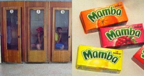 Хару Мамбуру! Фото, которые поймет только тот, кто вырос в 90-х :)