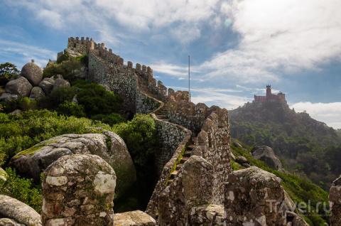 Крепость Мавров и короткая п…