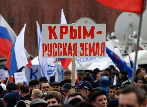 Почему Крым никогда и никем …