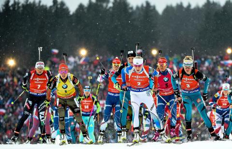 Федерация биатлона Норвегии требует от IBU отмены международных стартов в России