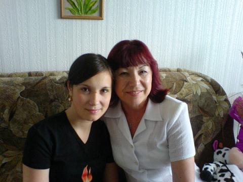 Галина Коленникова