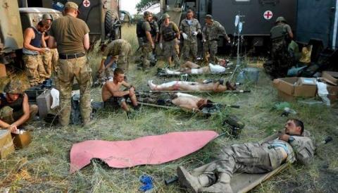 Армия «93 %» или когда  в Ук…