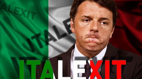 Референдум Ренци: как Италия…