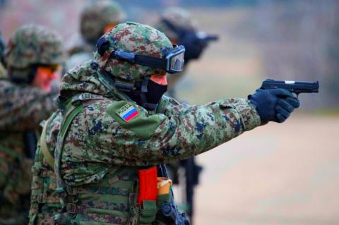 Не дай Бог когда-нибудь столкнуться с настоящим русским спецназом