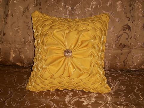 Такие разные подушки