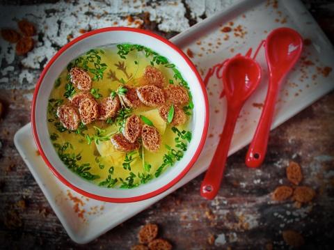Вкуснейшие супы для хорошего самочувствия