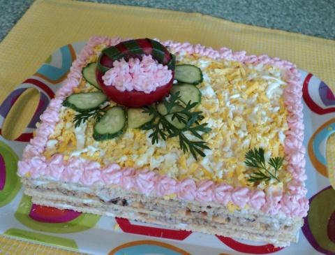 Mayonesa nax монументальной еды псто