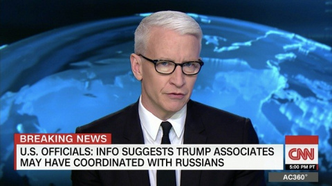 Журналисты лезут в разведку. Как CNN Трампа ловили