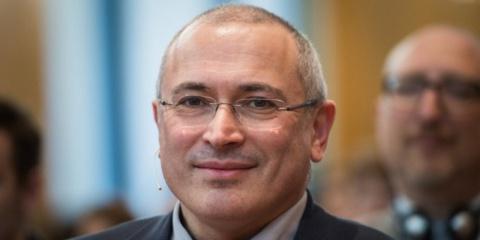 Ходорковский потратил миллио…