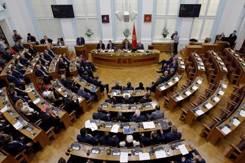 Парламент Черногории проголосовал за вступление в НАТО