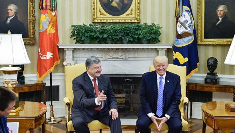 «Полный позор для страны»: Порошенко разрешили сфотографироваться с Трампом. Ростислав Ищенко