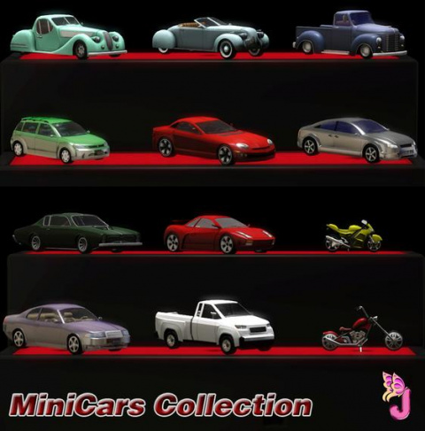 MiniCars Collection от julianafraga29