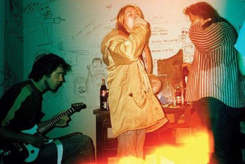 Nirvana в начале своего твор…