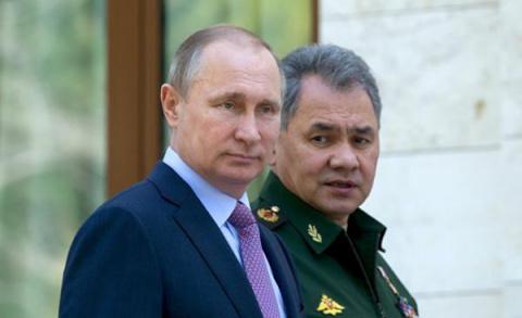 Запад ошарашен: Владимир Пут…