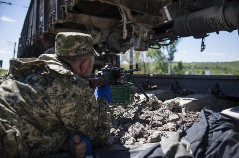 В Донбассе погиб целый отряд украинских военных