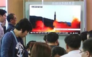 Дмитрий Родионов. США — КНДР: В шаге от ядерной войны