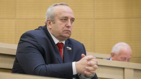 Франц Клинцевич: США запутал…