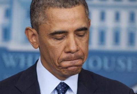 У Обамы большие неприятности