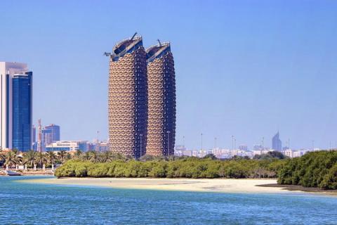 Башни Аль Бахар  | Мир путешествий