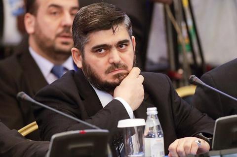 Оппозиция Сирии пытается сор…