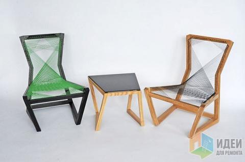 Дизайнерские стулья: сложная…