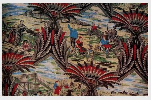 Веселенький ситчик. Ткани Советского Союза 1920-1930-х годов