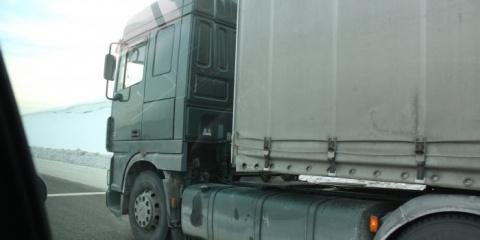 Татарстанские дальнобойщики …