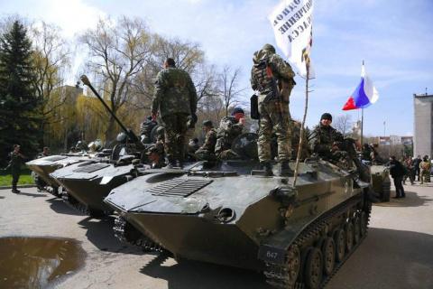 На сторону ополчения Донбасса перешли 8 тысяч украинских силовиков