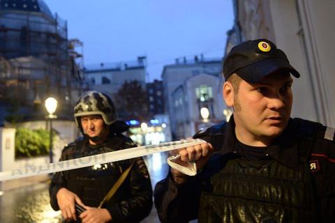 Полиция ищет преступников, взорвавших банкомат на юго-востоке Москвы