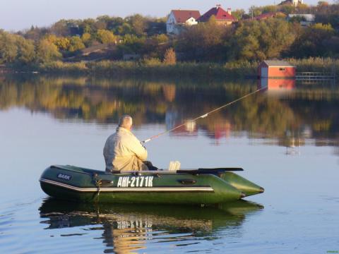 Сходил б... на рыбалочку или,  да не палите вы траву !!!