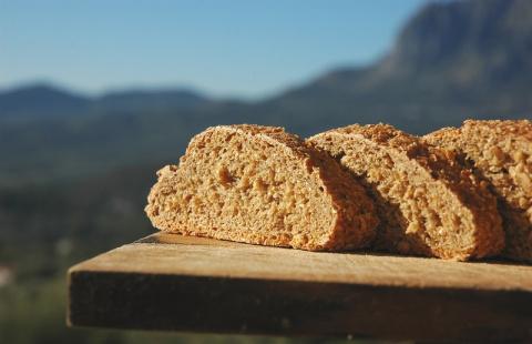 Здоровый хлеб: натуральная п…