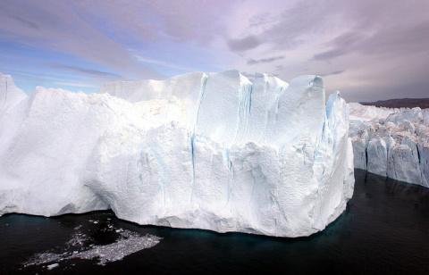 Глобальное потепление раскры…