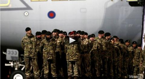 """Sky News: """"800 британцев: воевать с Россией в НАТО не хотят, но успокоить Прибалтику нужно"""""""