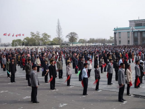Фотографии, которые наглядно демонстрируют разницу между Южной и Северной Кореей
