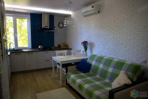 Кухня 15 кв.м. Хотели сканди…