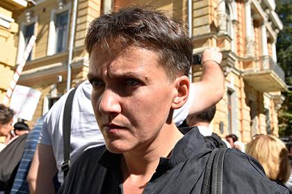 СБУ допрашивала Савченко по …