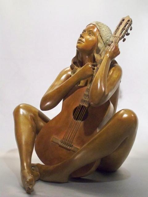 Современный скульптор-философ Alain Choisnet