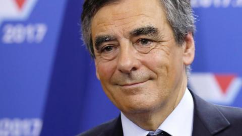 Франсуа Фийон: Никто не заст…