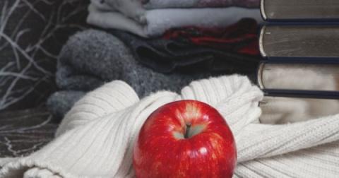 9 самых вкусных зимних сортов яблок с фото
