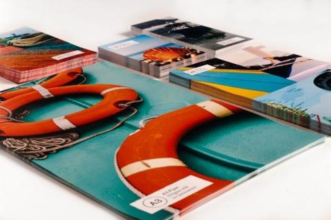 Какие бывают форматы листовок для печати в типографии