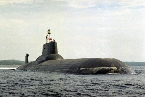 Российский атомный корабль в пути на Балтику. Комментарии в польской прессе