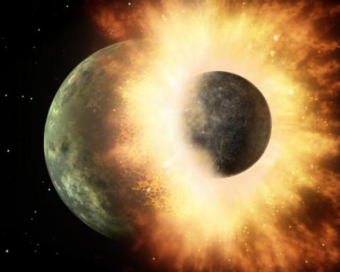 Сквозь ядерное стекло: Луна и бомба