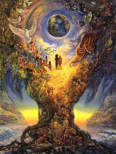 Millenium tree