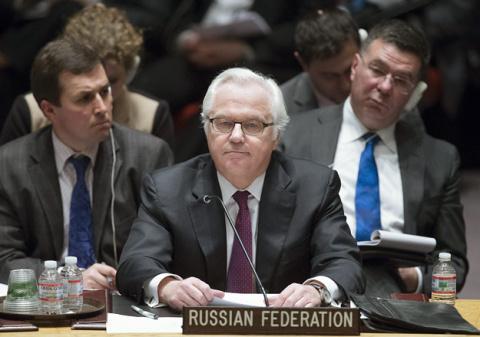 """Какой Донбасс? К вам даже Штаты относятся как к африканцам! Чуркин выдал """"по самое не хочу"""" постпреду Украины в ООН"""