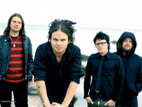 Финская рок-группа The Rasmu…