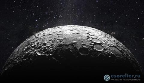 Реальное фото Луны удивило п…