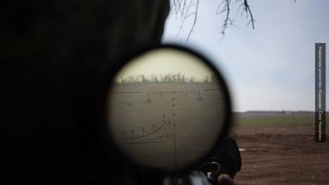 Снайперы ВСН варварски «надр…