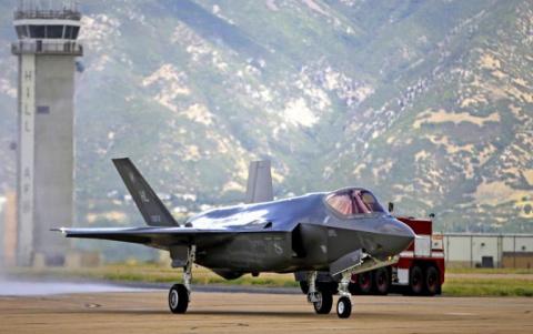 """Крутое пике F-35: """"Бобик сдох, но мы об этом никому не скажем"""""""